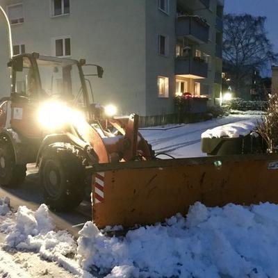 Einblick in unsere Aufgaben beim Winterdienst