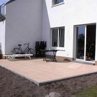 Einsatz von Betonplatten in der Gartengestaltung